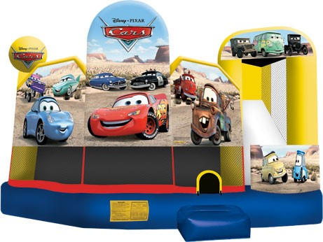 Cars 5-in-1 Combo
