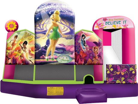 Disney Fairies 5-in-1 Combo