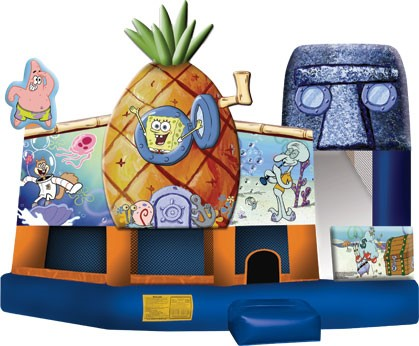 SpongeBob Square Pants 5-in-1 Combo